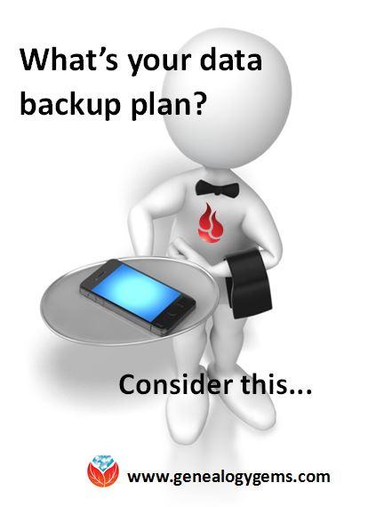 backblaze online backup for genealogy Cloud backup