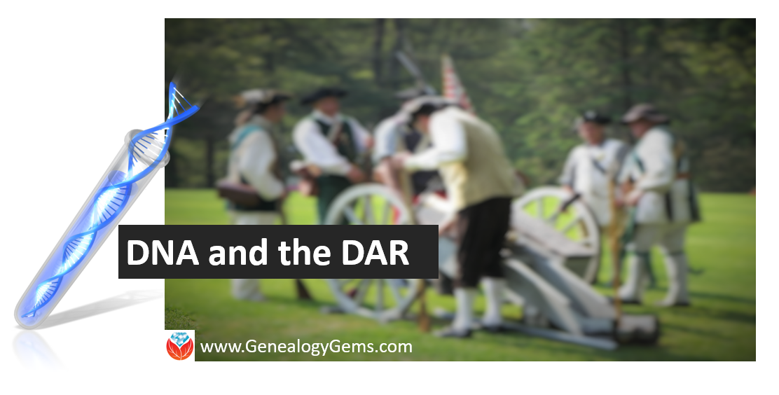 why the DAR DNA