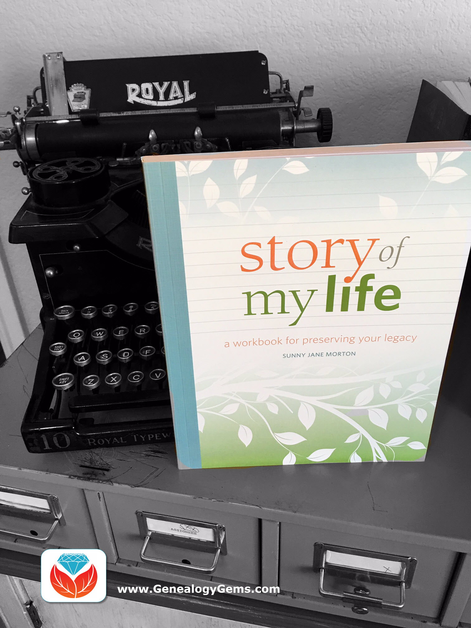 Story of my life workbook cover