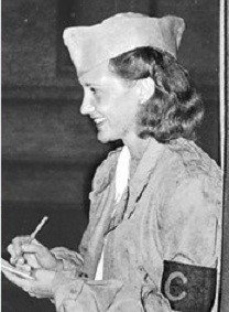 Betty McIntosh, reporter, spy, CIA employee