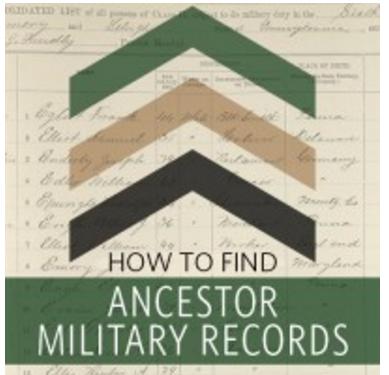 Military records webinar