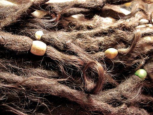 mDNA testing on ancient ponytails