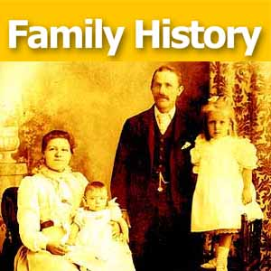 Family History: Genealogy Made Easy Podcast