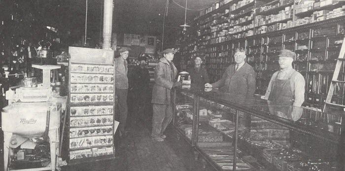 LJ Larson Hardware store