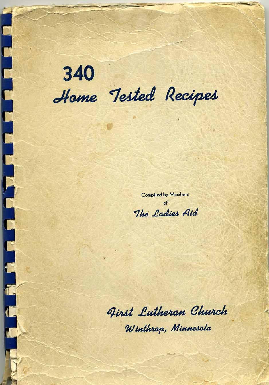 The Winthrop Cookbook