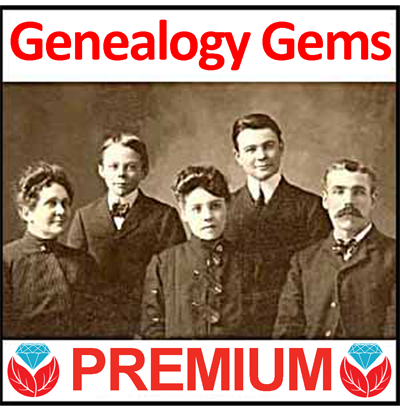 Genealogy Gems Premium Podcast