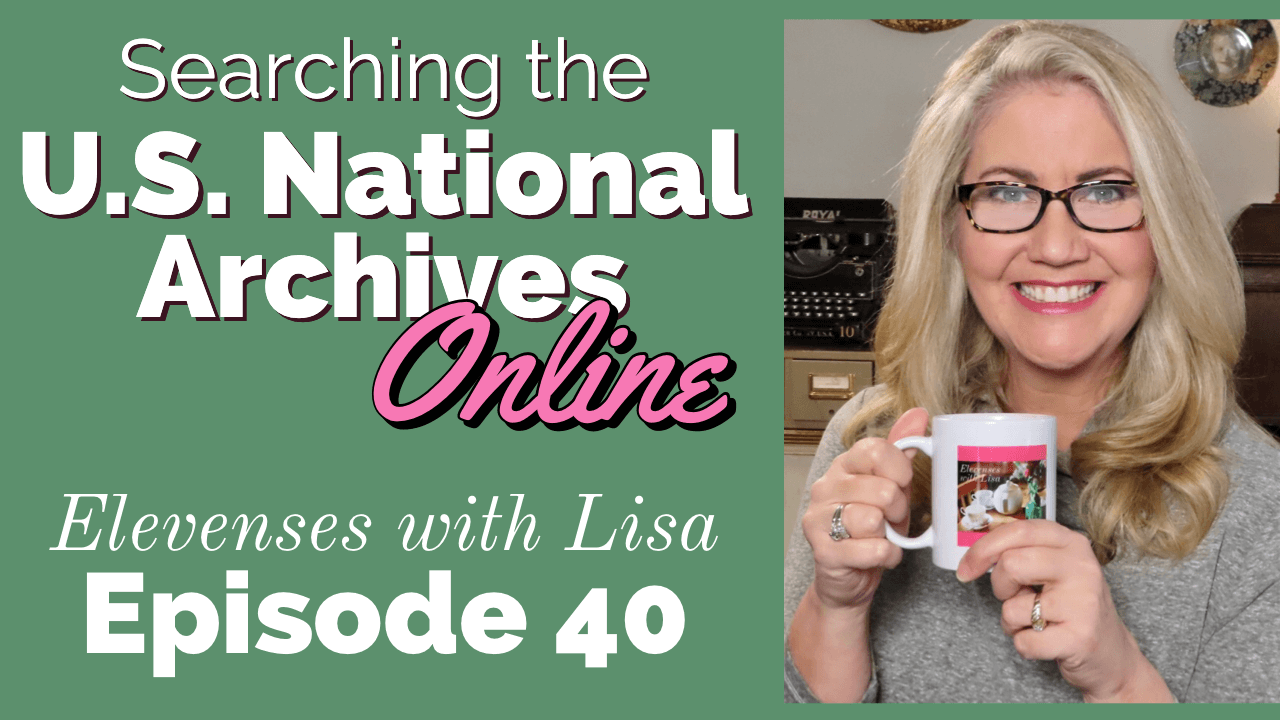 How to Search the U.S. National Archives Online Catalog for Genealogy