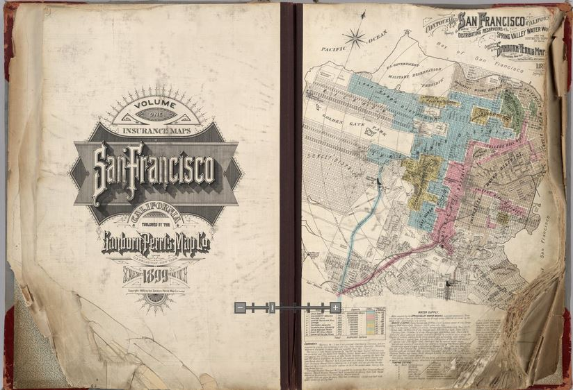 Online Historical Maps: From David Rumsey to the DPLA | Genealogy Gems