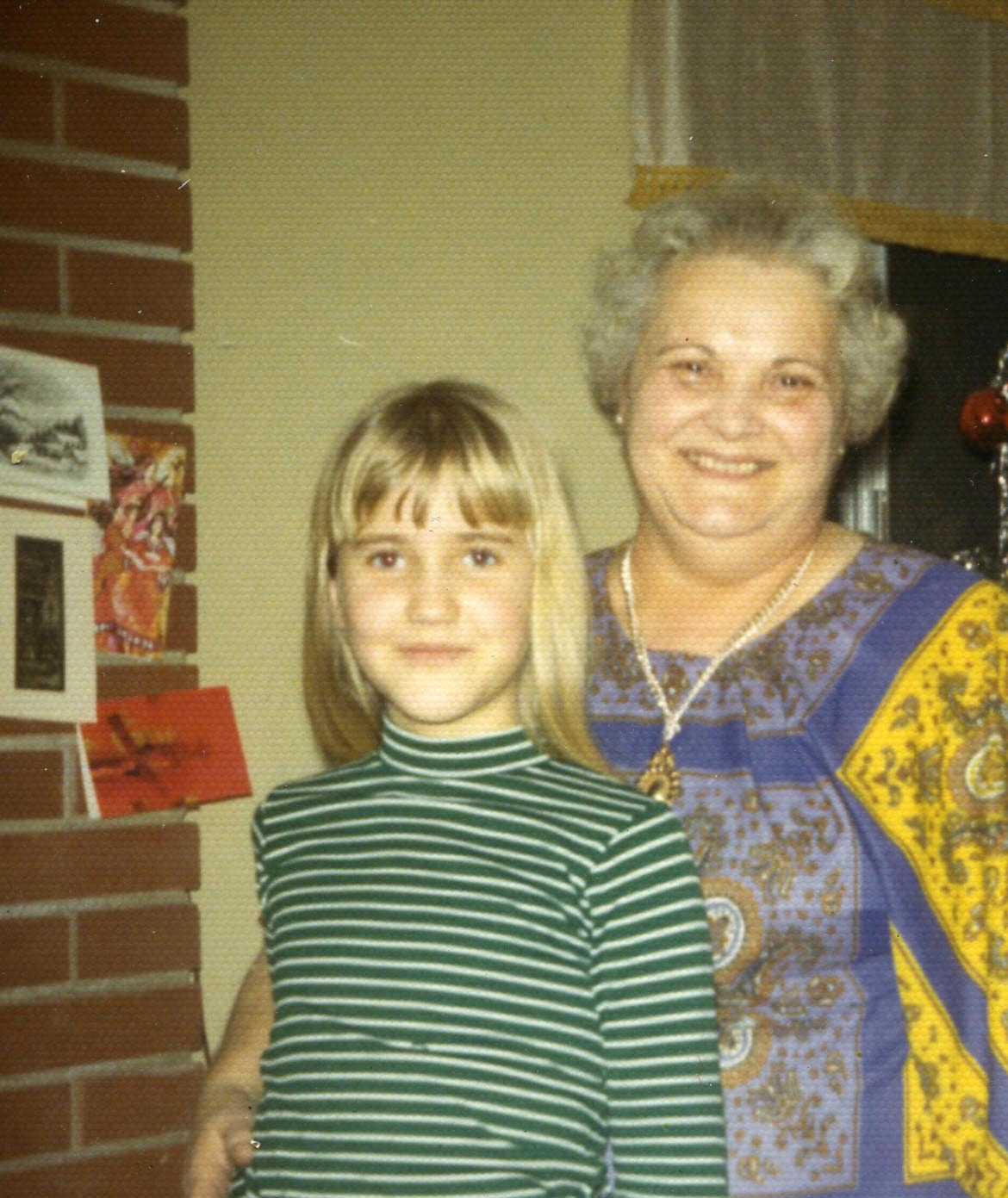 Grandma was instrumental in my pursuing our family history