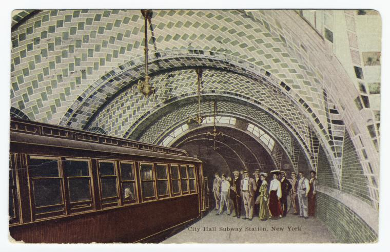 Follow Your Commuter Ancestors in NYC Subway Maps | Genealogy Gems