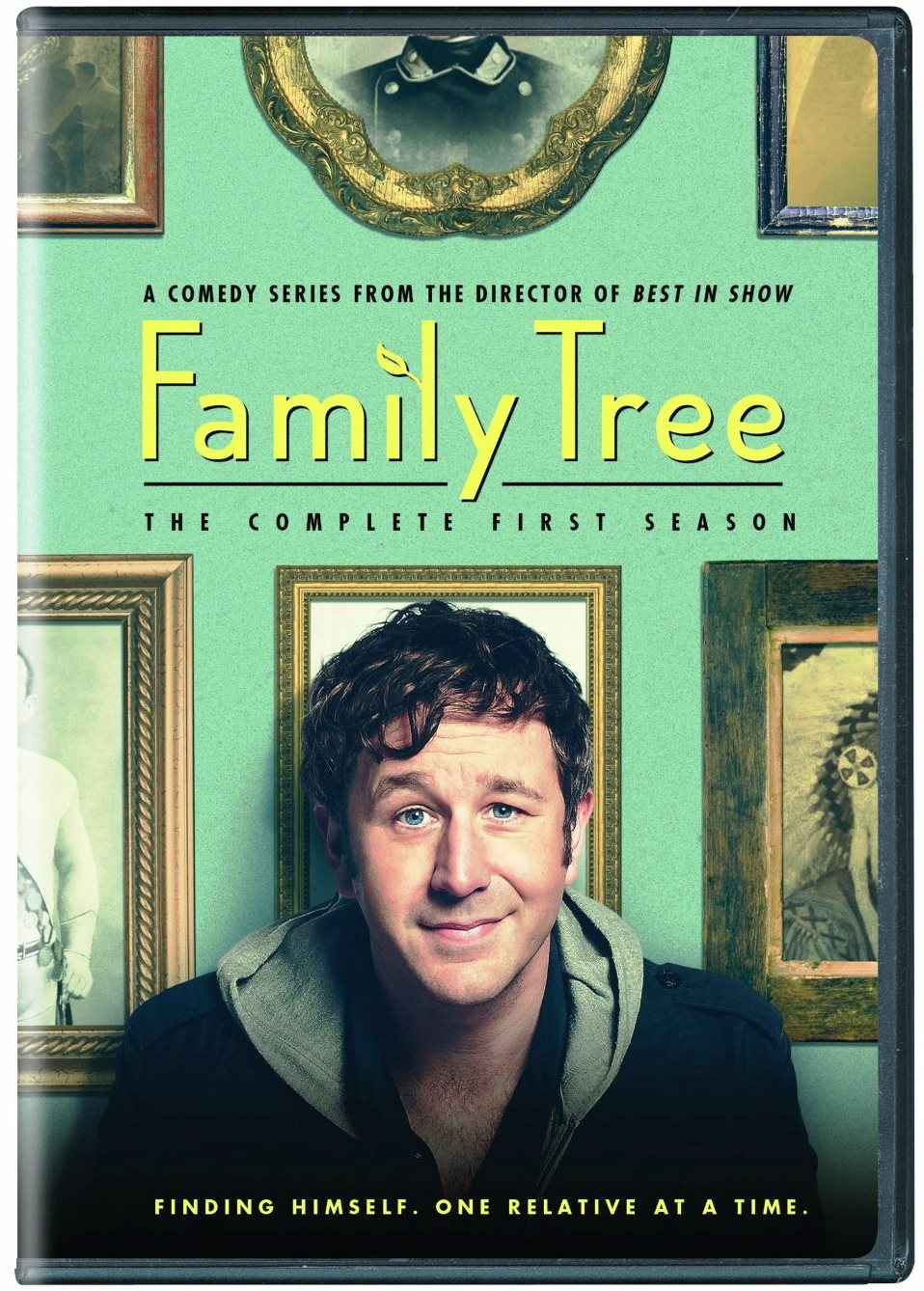 genealogy gift idea family tree dvd