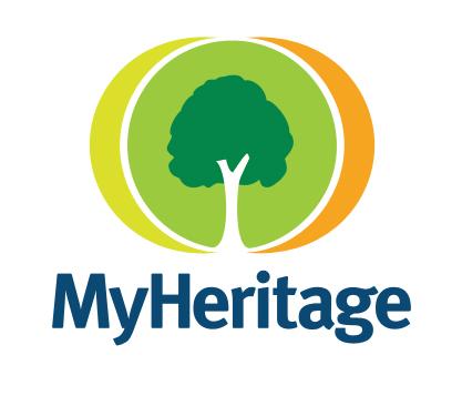 MyHeritage logo MyHeritage.com
