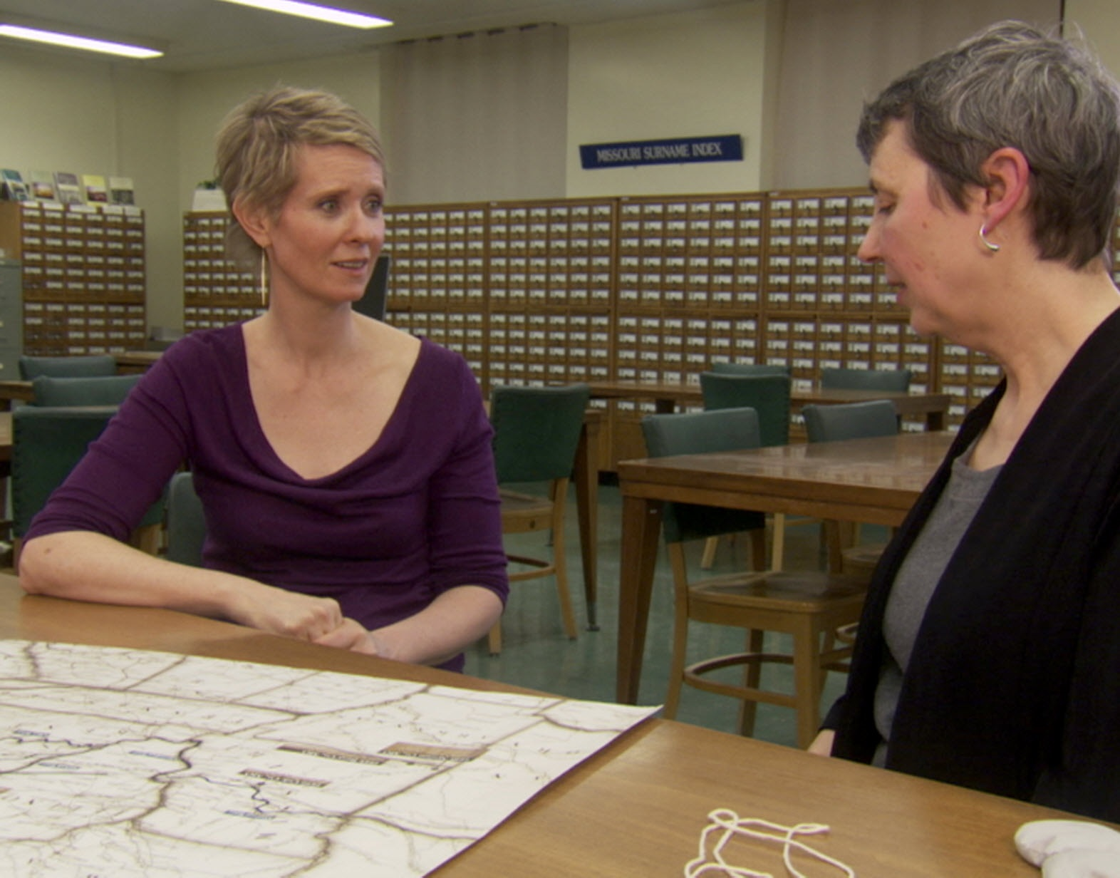 Genealogy Gems Podcast Cynthia Nixon WYDYTA?