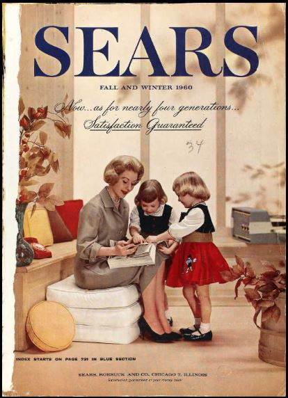 Remember the Sears Catalog? It's on Ancestry.com