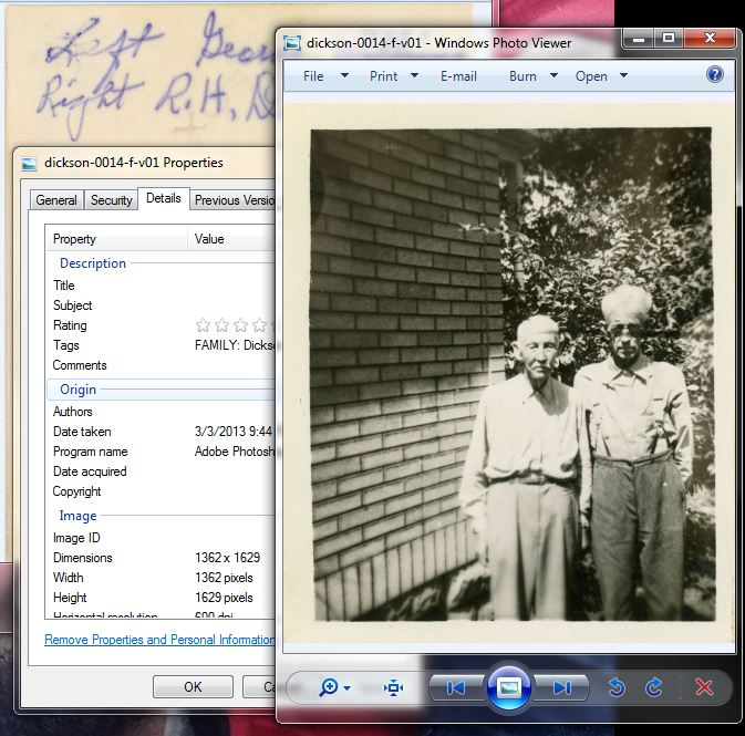 Scanning Old Photos: Tips from a Genealogy Gems Listener