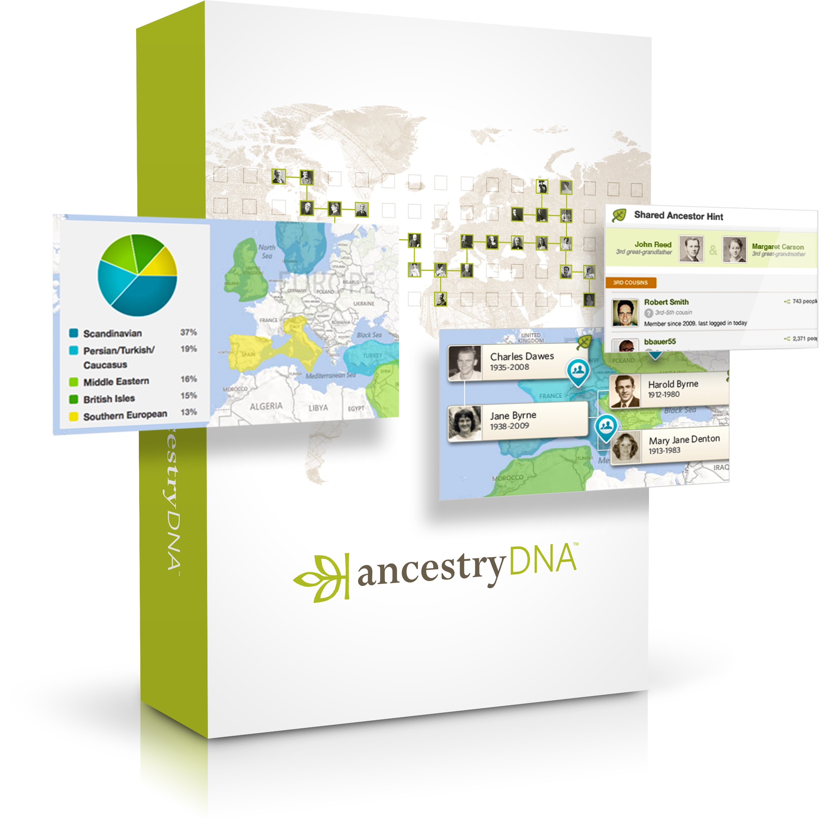 Discover your DNA story and unlock the secrets of your ancestry and genealogy with our Autosomal DNA, YDNA and mtDNA tests!
