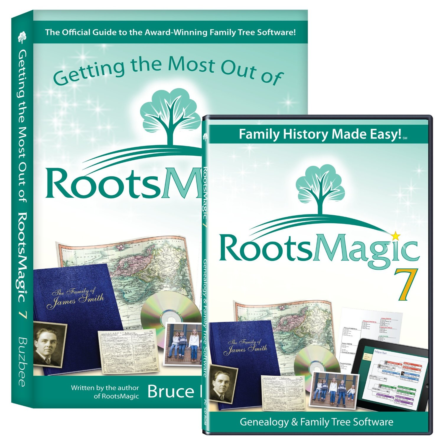 RootsMagic bundle