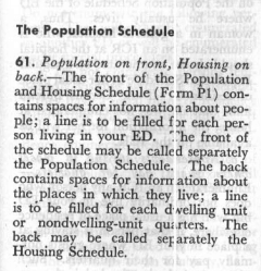 1950 Census Substitute: What To Use Until its Release Date