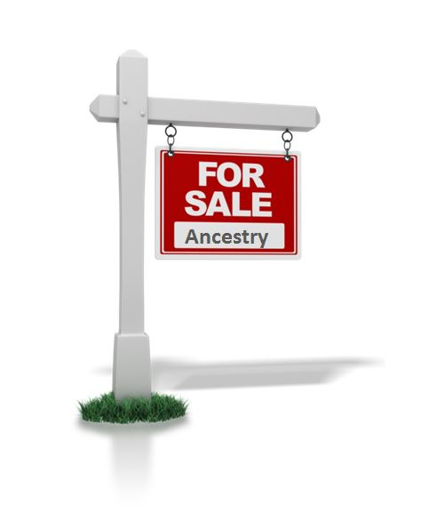 Ancestry for sale