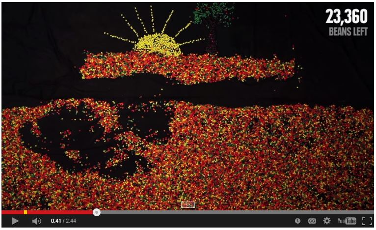 Jellybean Video: How We Spend Our Time