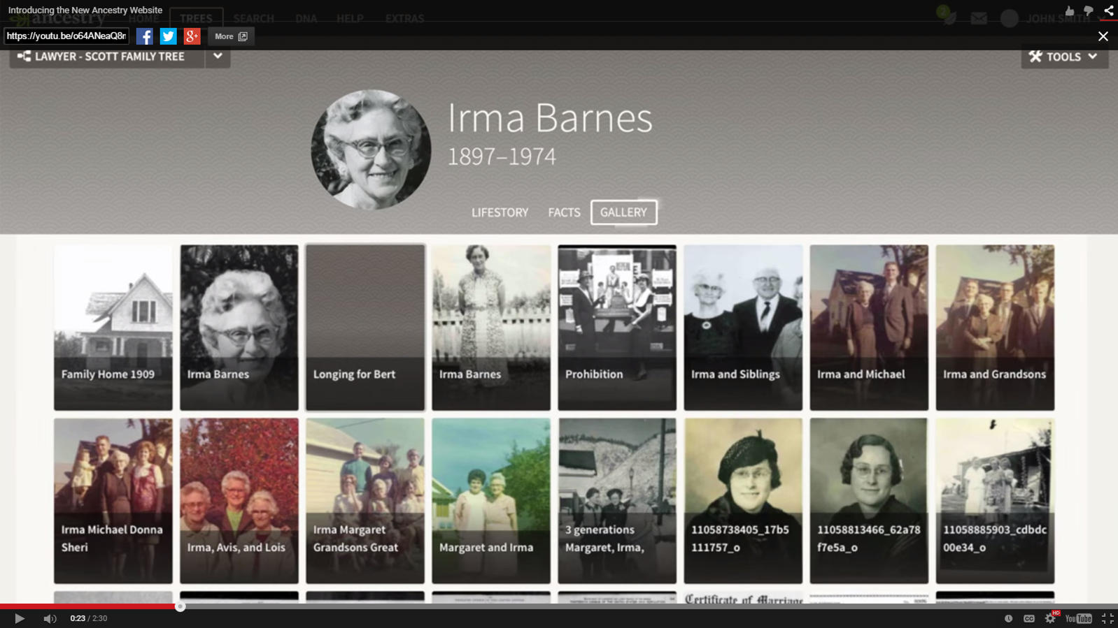 The New Ancestry Site: New Features, Mixed Reviews