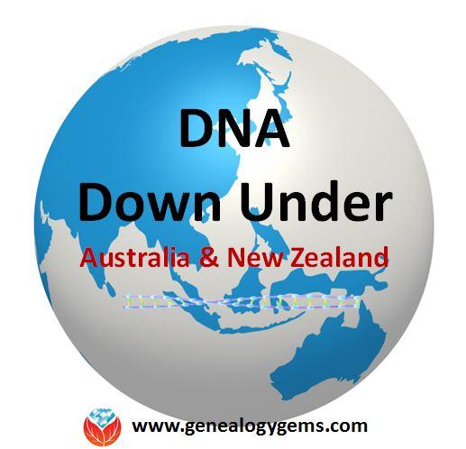 Dating dna in Australia