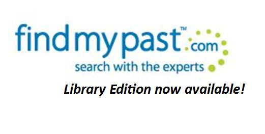 findmypast library edition