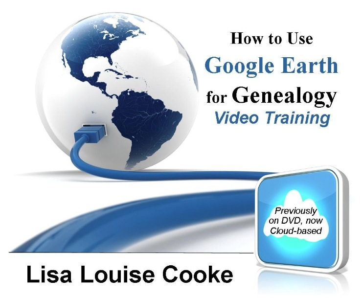 how to use google earth for genealogy