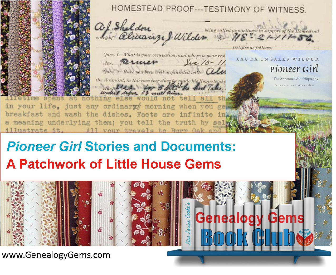 Laura Ingalls Wilder Stories: A Patchwork of Little House Gems