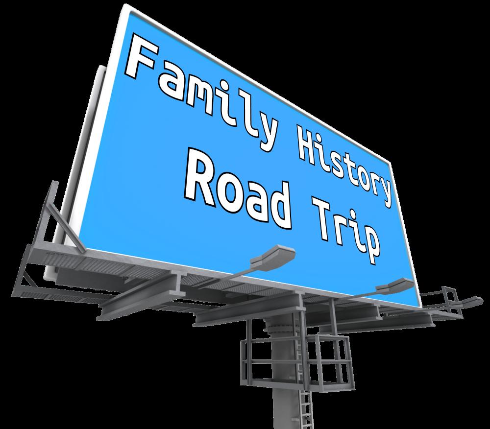 Family History Road Trip