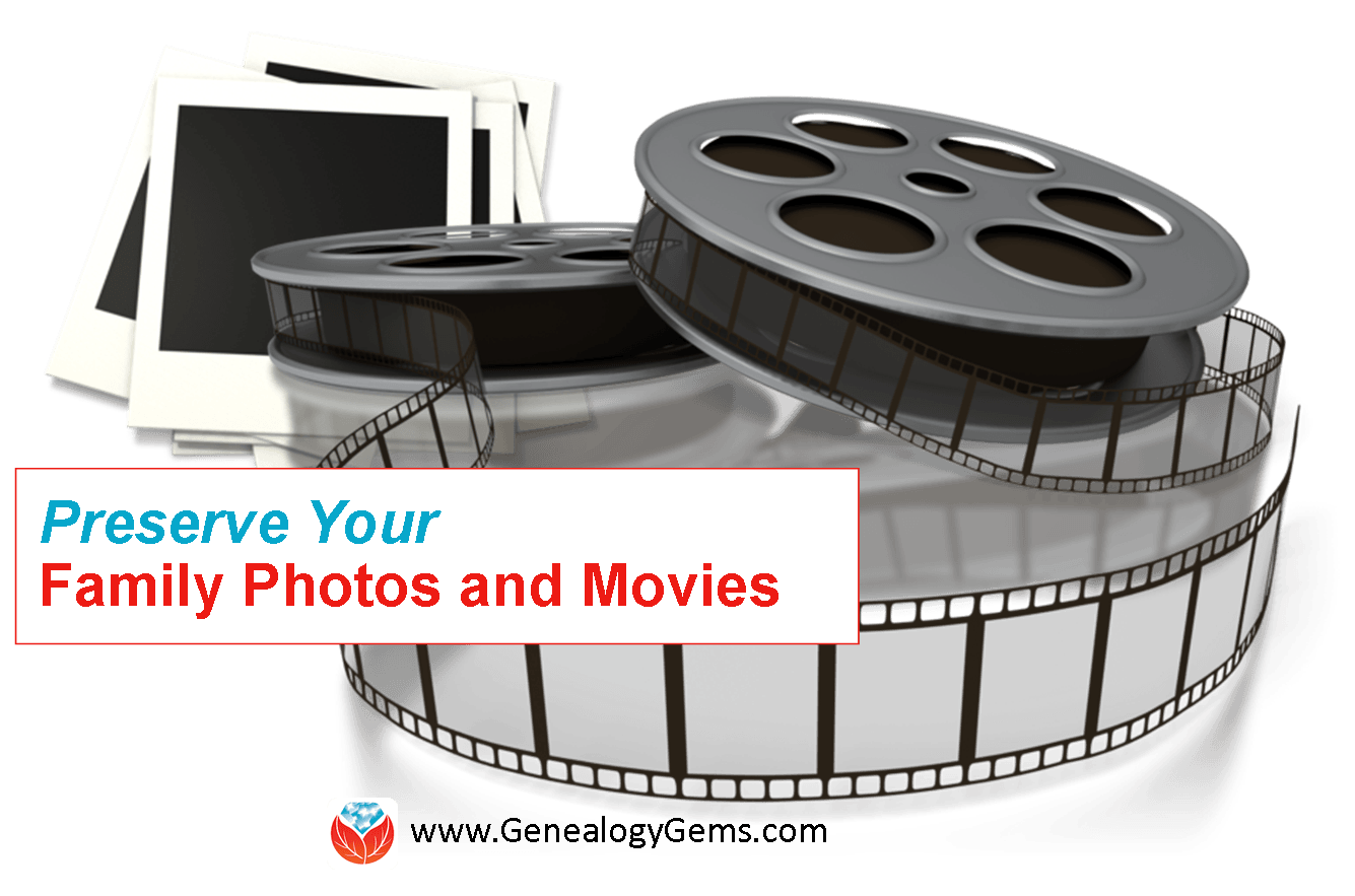 Tips for Digitizing Old Home Movies and Photographs