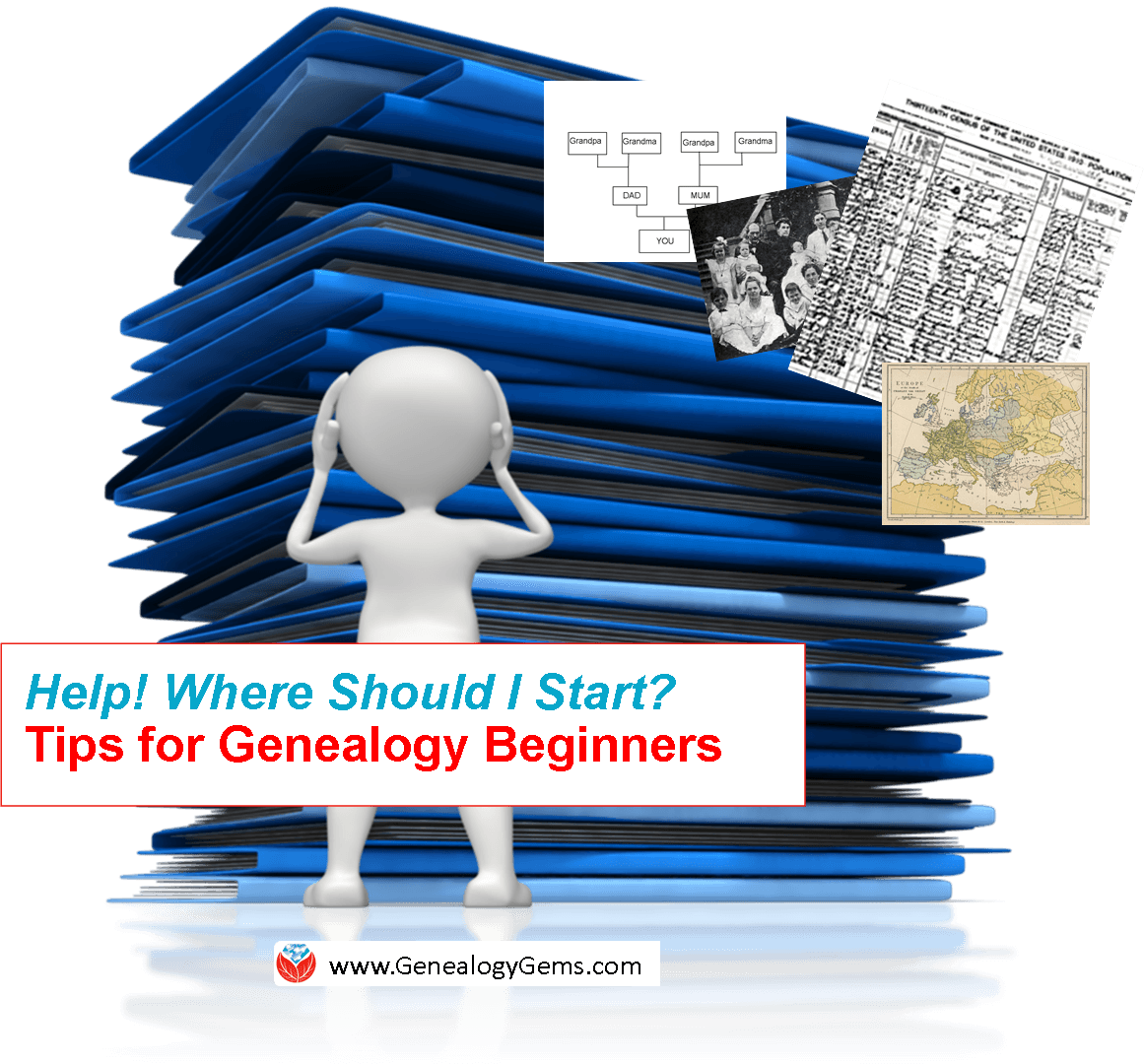 4 Beginning Genealogy Answers to Get You Started