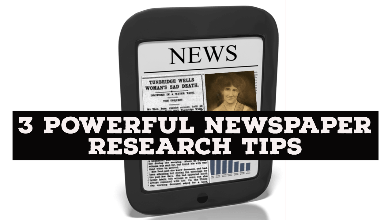 3 powerful newspaper tips