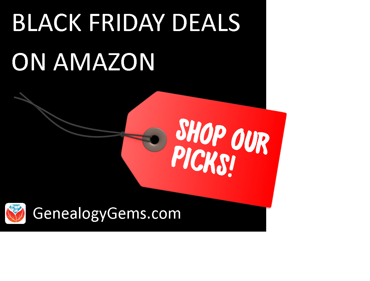 Black Friday starts NOW & supports the Free Podcast