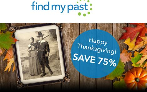 findmypast subscription sale 75 off