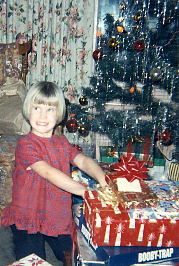 Christmas 1966 stocking stuff idea