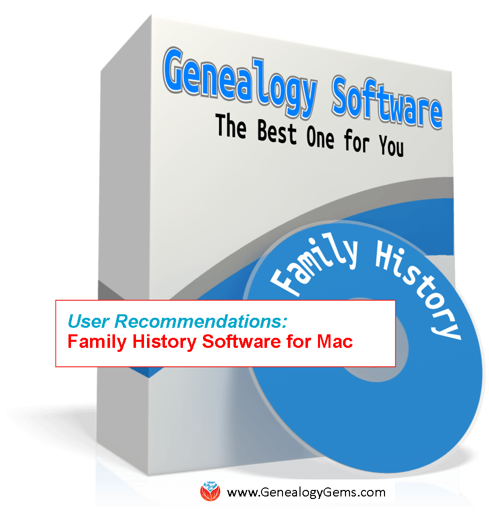 Family History Software for Mac: Recommendations from You