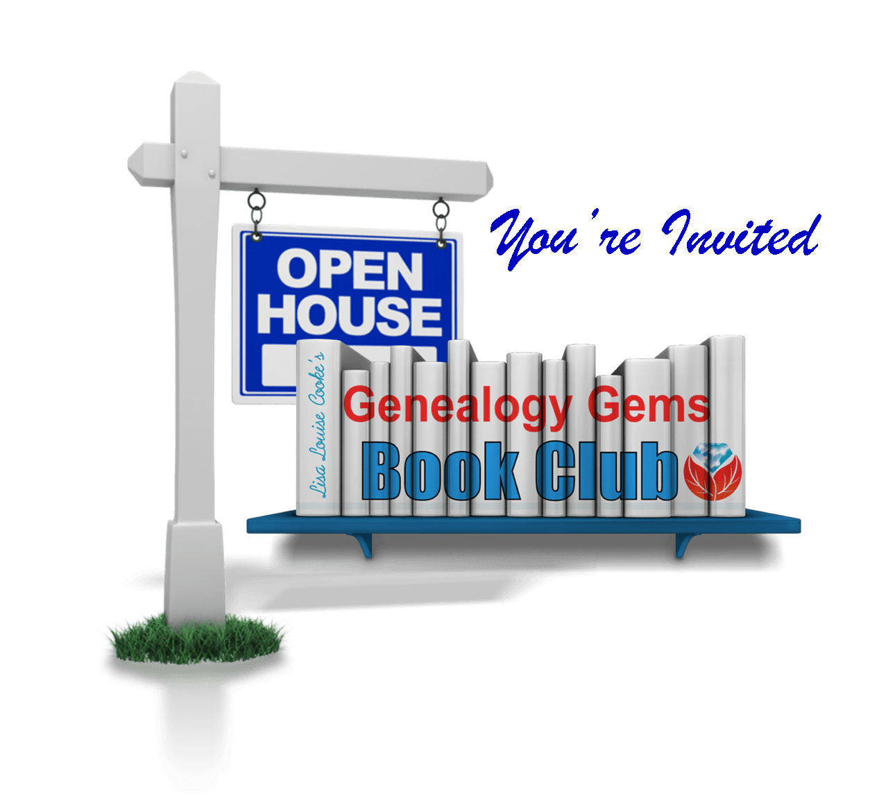 You're Invited! Genealogy Gems Book Club Open House at RootsTech 2016