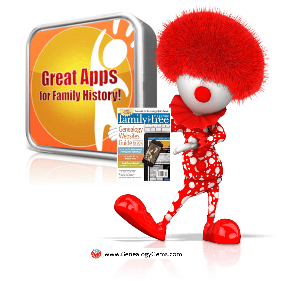 Best Genealogy Apps Under the Big Top