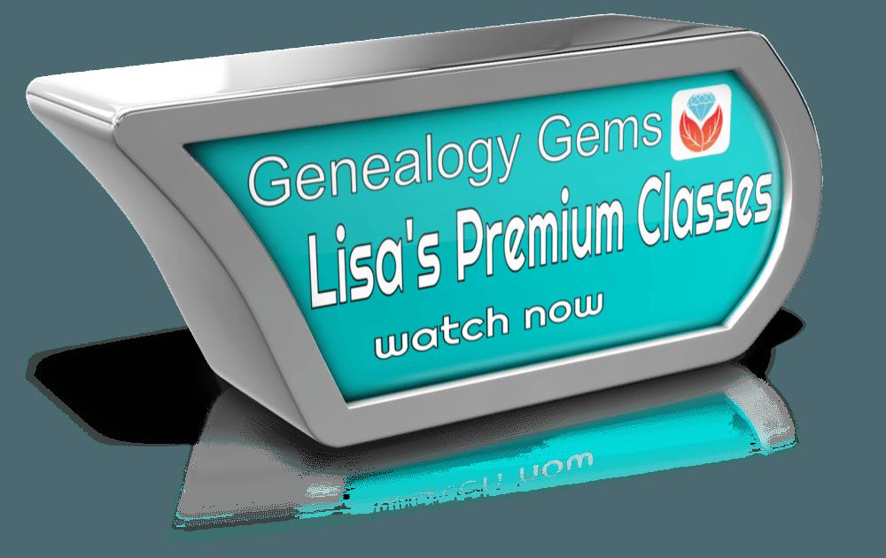 genealogy video premium button