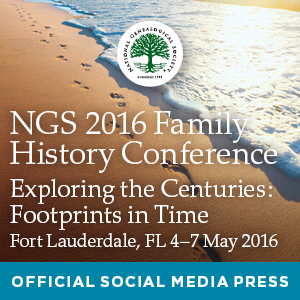 NGS 2016 official social media badge