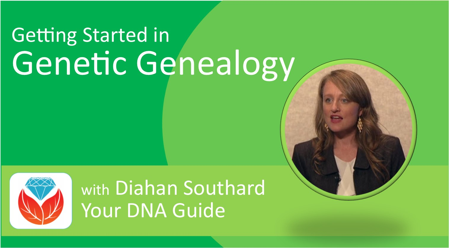 New Premium Video Getting Started with Genetic Genealogy