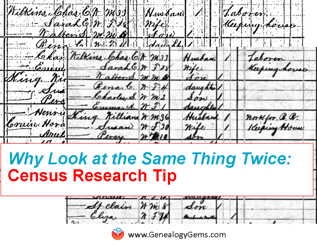 census research tip