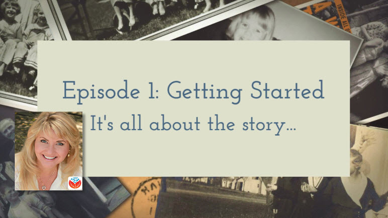 How to Create Captivating Family History Videos – New Video Series