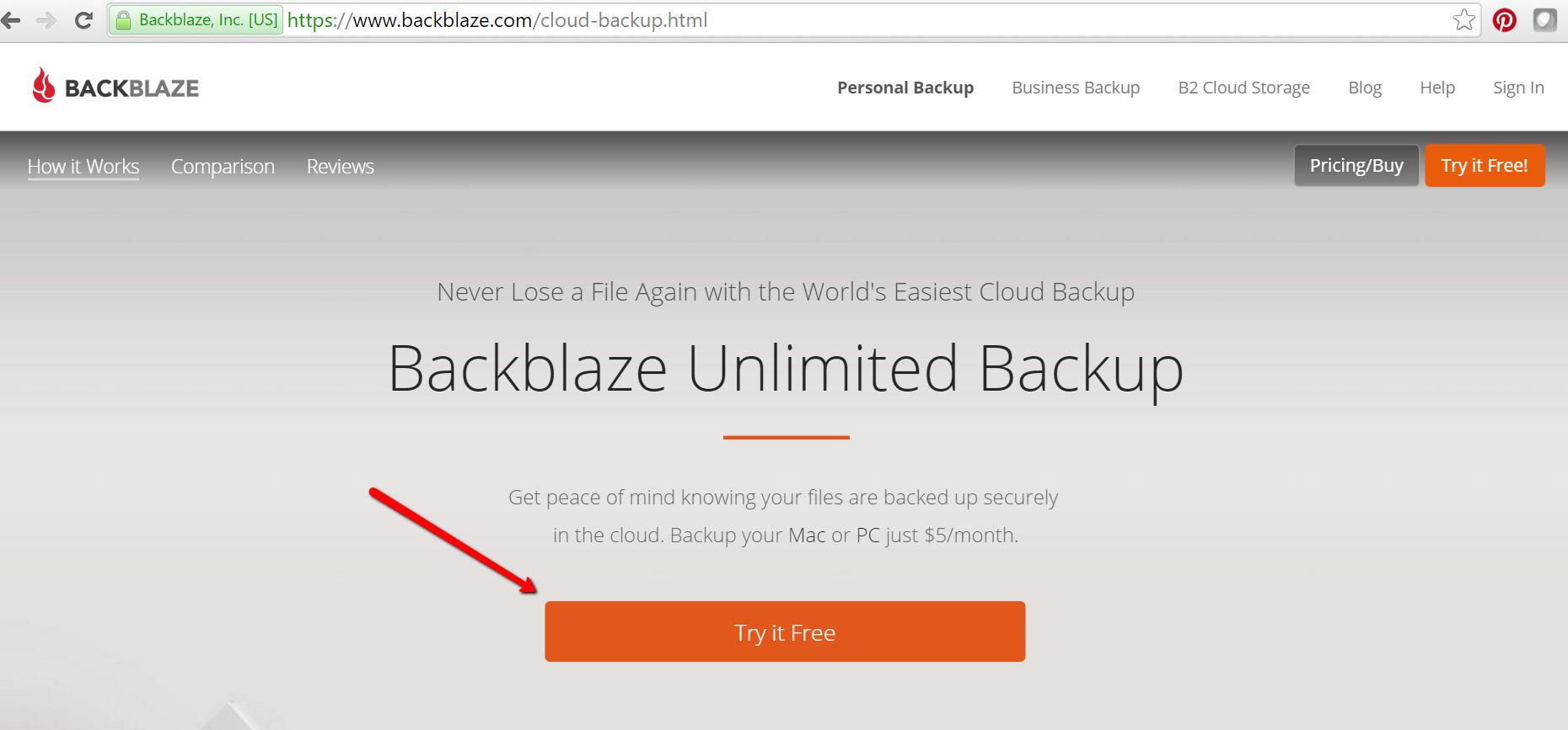 How to Download Backblaze in 4 Easy Steps | Genealogy Gems