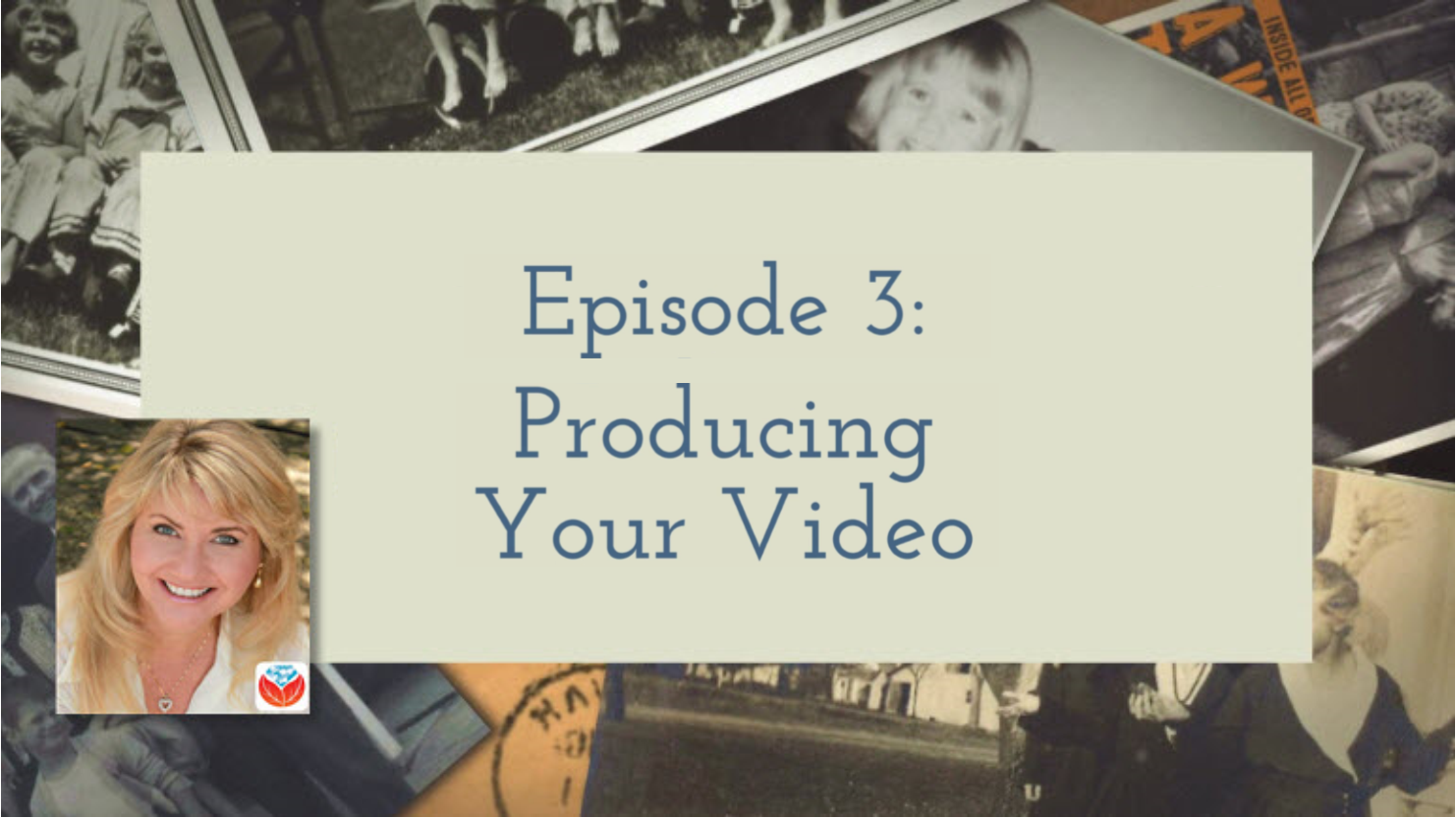 How to Create Captivating Family History Videos Episode 3