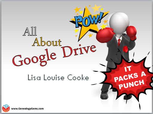 Google Drive Packs Powerful Punch