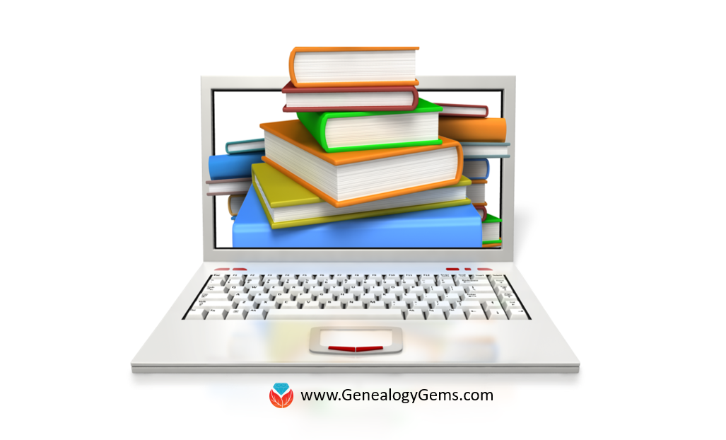 Google Books for Genealogy Success Story