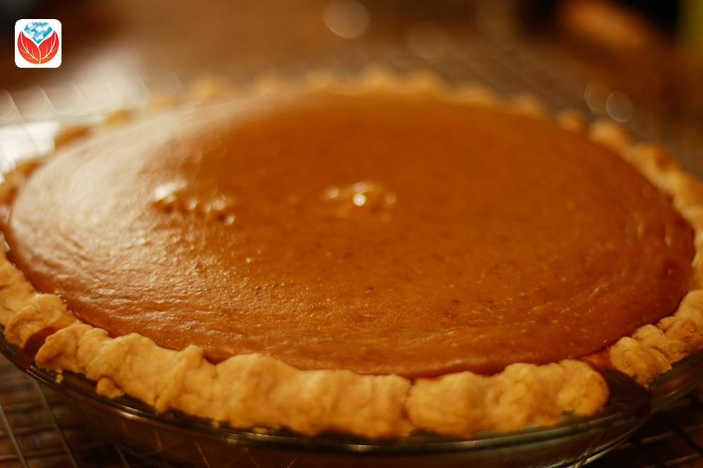 This Victorian Pumpkin Pie Recipe is Light and Delicate