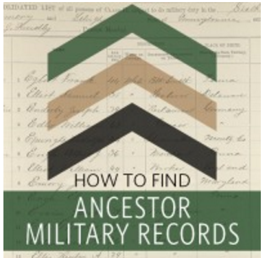 Military records webinar